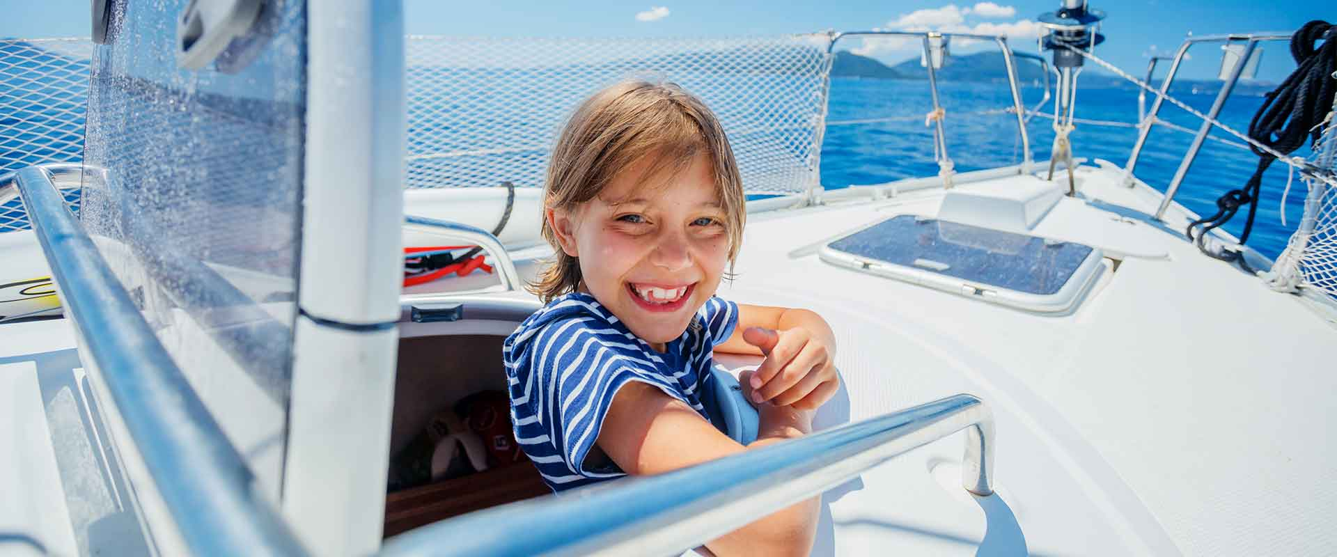Safety net: safe travel with children on board