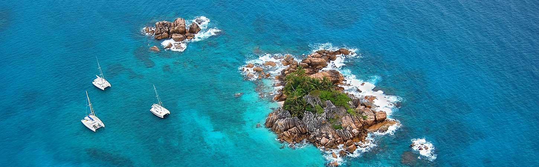 Crociera alle Seychelles: il paradiso all'improvviso