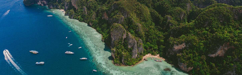 Thailandia: un tuffo a Monkey beach