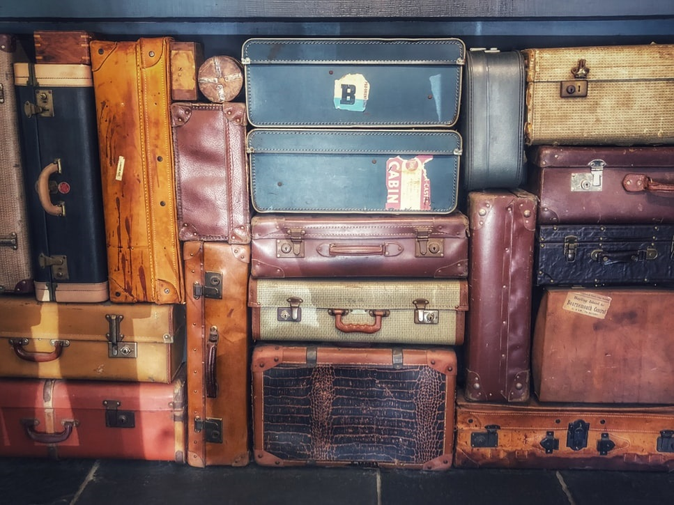 Luggage storage all around the world