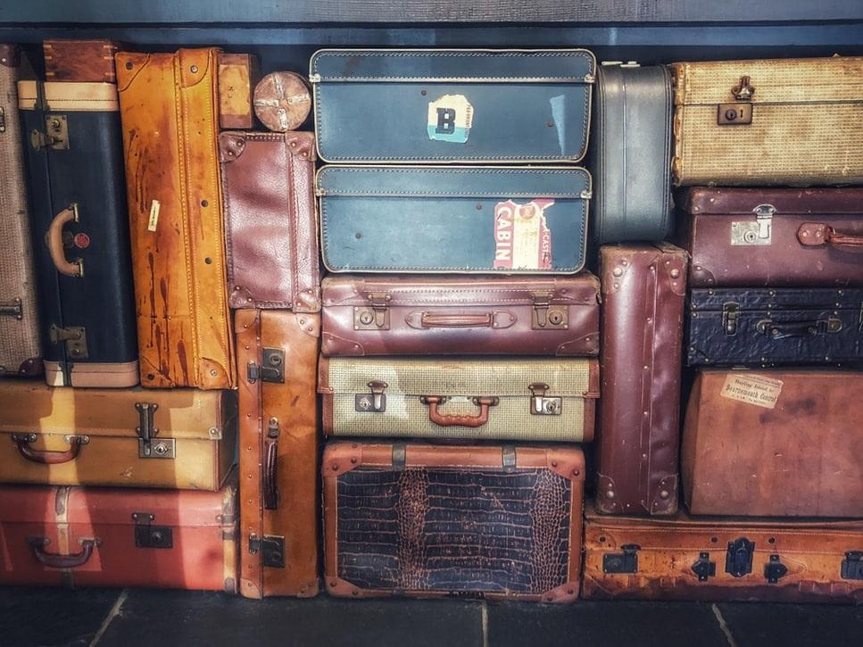 Deposito bagagli nel mondo