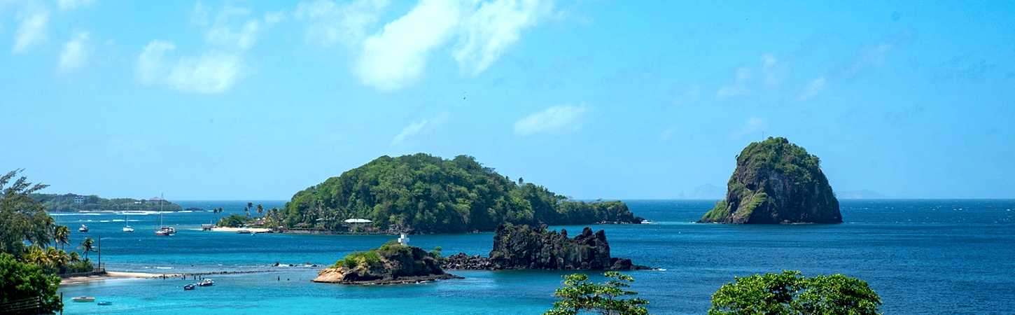 Grenadines: up and down the Caribbean in a sailboat
