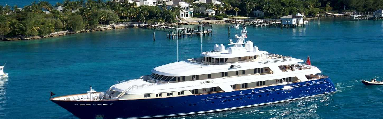Luxury yacht: crociere di alto livello
