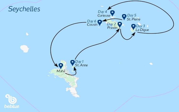 78 Crociera in Catamarano alle Seychelles