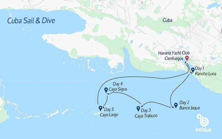 89 Catamaran Cruises to Cuba: Sail & Dive