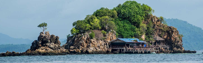 Andaman Islands sailing
