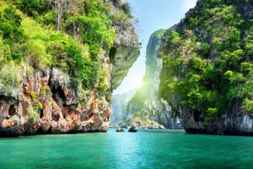 NEW YEAR'S EVE: Catamaran cruise Thailand