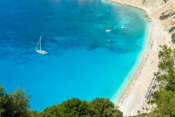 Islands of the Ionian Greece: Sailing cruises