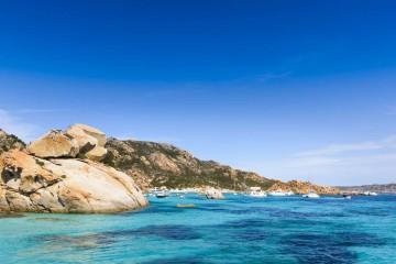 Crociera a vela in Sardegna del Nord, Italia