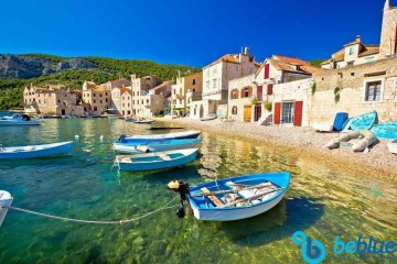 Gulet cruise one way: from Split to Dubrovnik, Croatia
