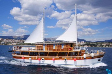 Gulet cruise: Wilderness islands of southern Croatia