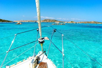 Luxury Tour - Sardinia on a Sailboat