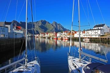 Norway, Lofoten islands archipelago