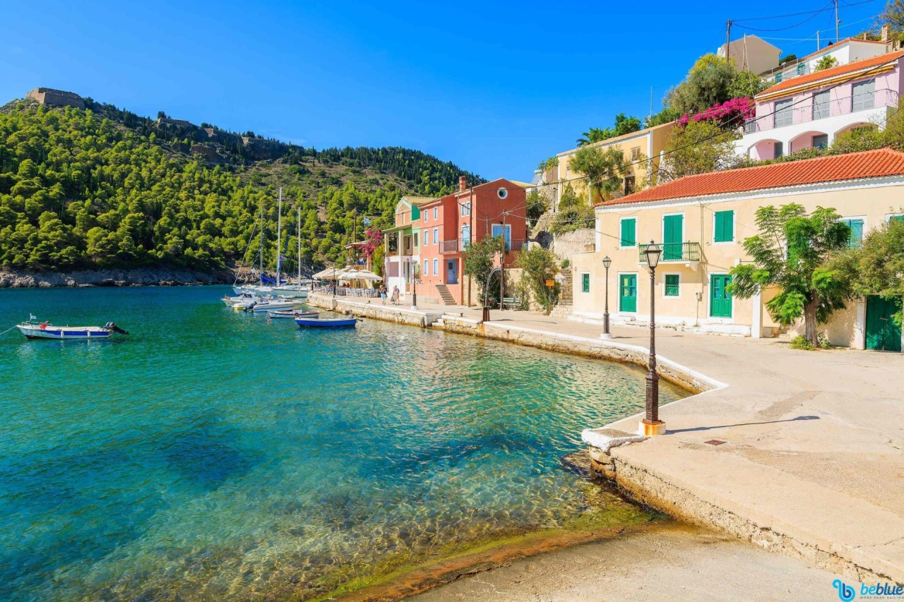 Crociera a vela: le Isole Ioniche da Lefkas, Grecia