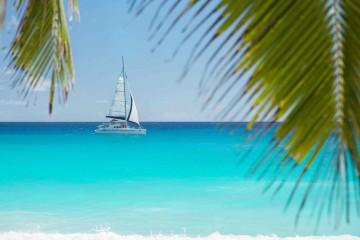 Seychelles, Oceano Indiano: Crociera in catamarano