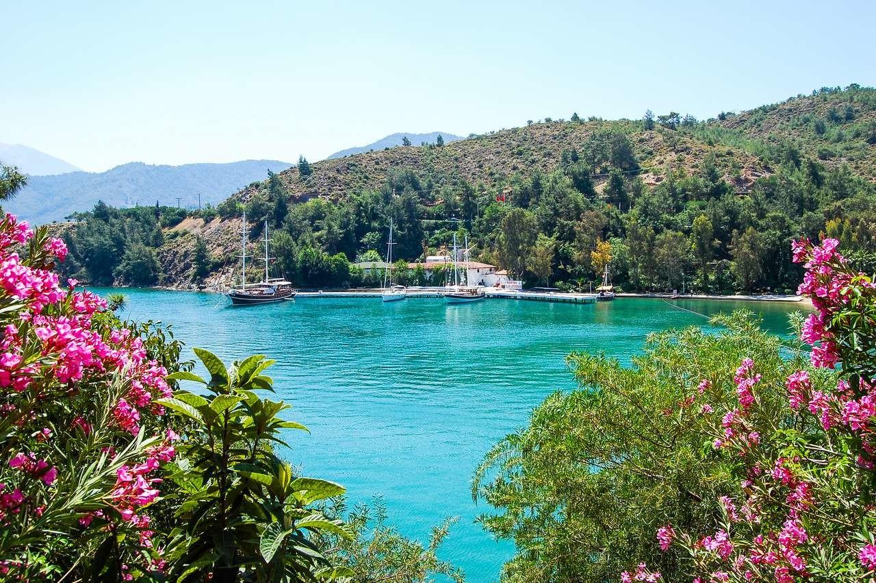 Crociera a vela in Turchia da Marmaris