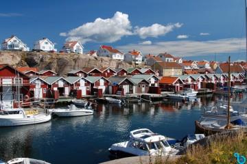 12 day sailing cruise in Götheborg,Sweden