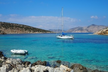 Sailing in the Cyclades, Greece: Gourmet cruises