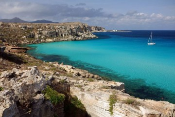 Aegadian Islands, Sicily: Sailing cruises