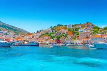 Crociera a vela nel Golfo Saronico, Grecia