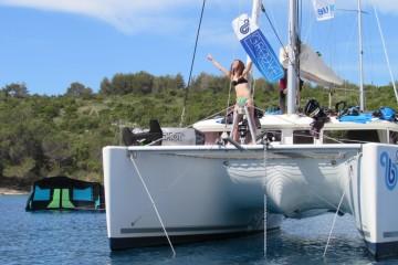 BeKite: Rejsy żeglarskie dla kiterów w Chorwacji!