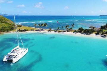 Caraibi Natale e Capodanno: Grenadine per Kite Surfers!