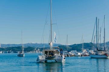 BeSkipper: Corso ormeggi catamarano