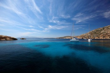 Sailing cruise: Sardinia, Italy