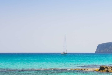 Pasqua a vela alle Isole Baleari: Ibiza e Formentera
