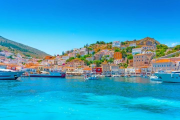 Grecia a vela: Golfo Saronico e isole Cicladi