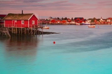Norvegia: Flottiglia nell'Arcipelago delle Lofoten