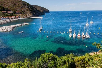 Easter cruise: Argentario and Tuscan Archipelago