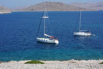 Croazia in barca a vela: Isola Lunga e Incoronate
