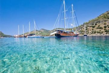 Crociera in caicco: Arcipelago Toscano ed Elba