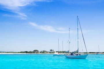 Sailing cruise: Ibiza and Formentera, Balearic Islands