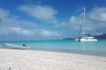 Tahiti e Polinesia Francese: 11 giorni in catamarano