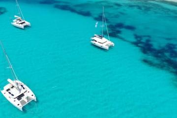 Grenadine e Tobago Cays: 11 giorni in catamarano