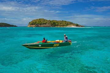 Tobago Cays from Grenada: catamaran cruise