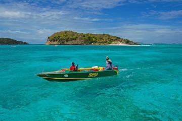 Tobago Cays da Grenada: crociera in catamarano