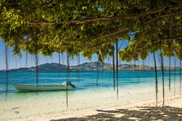 Sailing cruise: Fiji Islands
