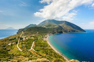 Aeolian Islands: catamaran cruise