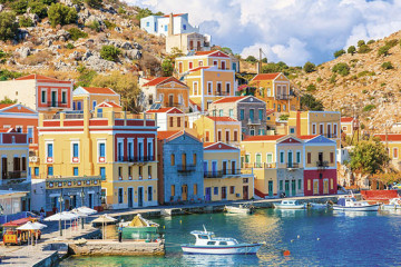 Gulet cruise: Dodecanese,Greece and Turkey