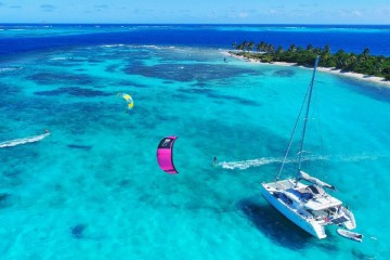 BeKite Caribbean: Grenada and Tobago Cays for kitesurfers!