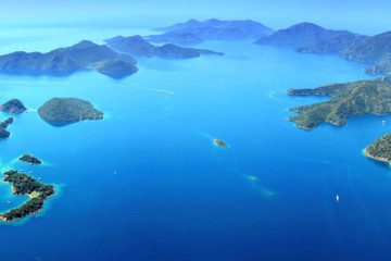 Gulet cruise: Marmaris and Fethiye, Turkey