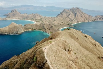 Indonesia: Komodo National Park luxury cruise