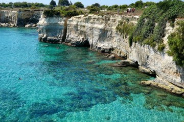 Sailing cruise: Gallipoli, Salento and Puglia