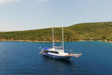 Gulet Cruise: Corfu and Ionian Islands, Greece