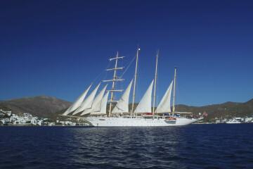 Crociera in Nave a Vela: la Grecia