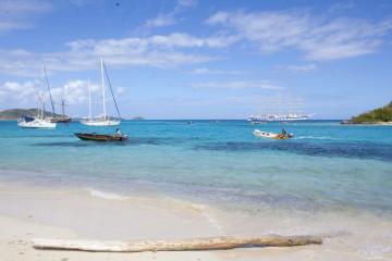 Crociera in Nave a Vela: le Grenadine da Barbados, Caraibi