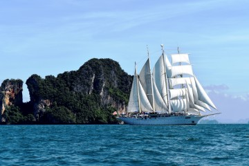 Sailing Ship Cruise: Thailand from Phuket